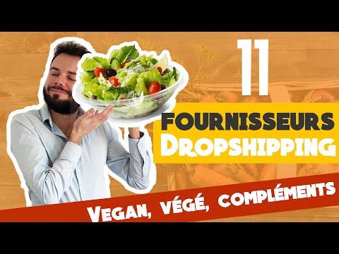 11 Fournisseurs de dropshipping Vegan, végé, compléments alimentaires et bio !