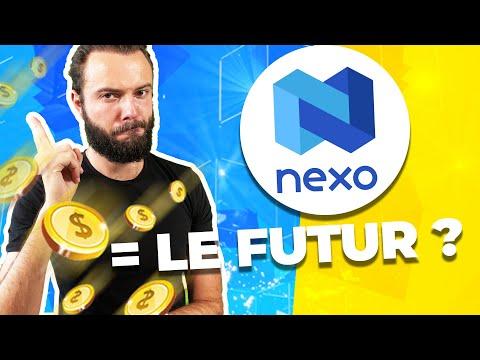 Nexo AVIS - La plateforme de STAKING de Cryptomonnaie la plus sécurisée du marché ?