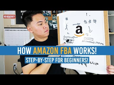 How AMAZON FBA Works & How To Make MONEY From It! STEP-BY-STEP For BEGINNERS!