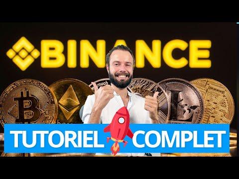 Binance - Tutoriel Débutant Complet - La meilleure plateforme de crypto