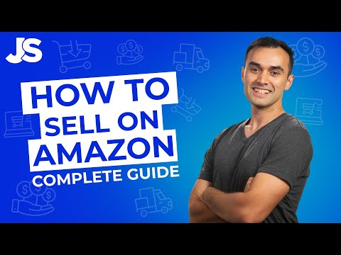 How To Sell On Amazon FBA For Beginners | The Complete Tutorial 2018 | Jungle Scout
