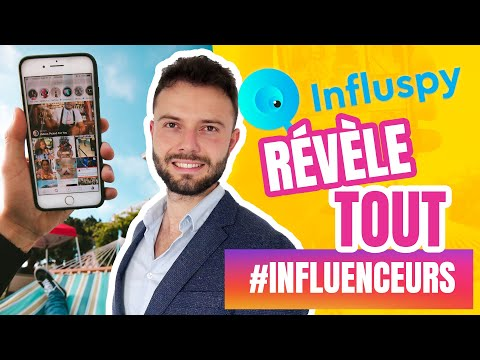 Influspy - Trouver un influenceur et des produits de dropshipping sur Instagram - Avis et technique