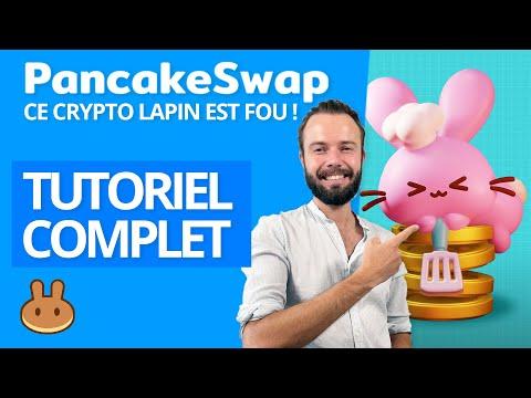 PancakeSwap - Tutoriel complet - Comment utiliser la plateforme, les pools et les farms ?