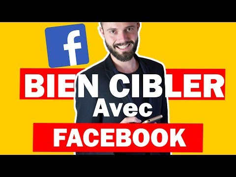 Comment faire un bon 🅲🅸🅱🅻🅰🅶🅴 d'audience sur Facebook ?