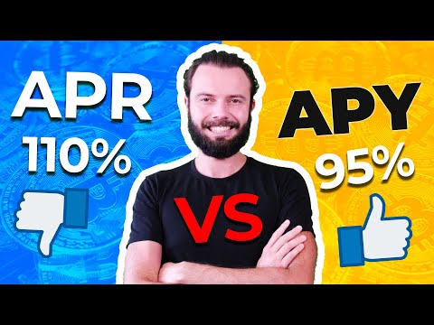 APY et APR - Quelle différence et comment optimiser au maximum ?