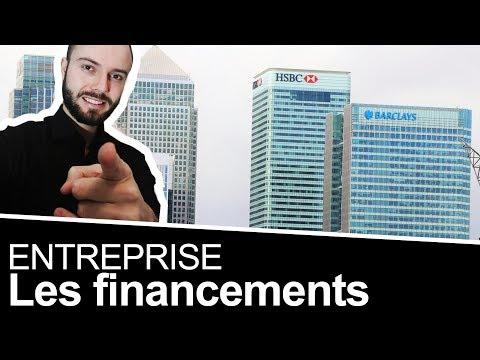 Comment avoir des fonds pour lancer son entreprise auprès des banques, investisseurs et des prêts ?