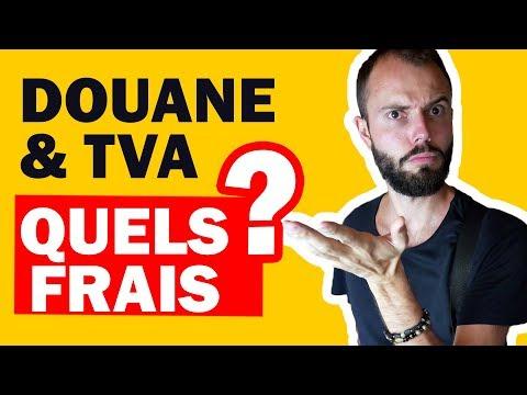 Quels sont les frais de TVA et de Douane en dropshipping ?