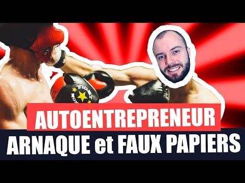 Auto-entrepreneur, attention aux arnaques et aux faux frais à la création