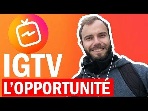 IGTV - Les vidéos Instagram TV : que faut-il en PENSER ?