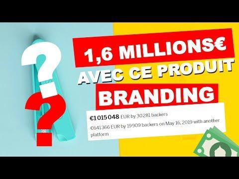 1,6 MILLIONS D'€ AVEC CE PRODUIT - Étude du Branding en DROPSHIPPING