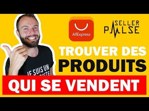 Seller pulse ALIEXPRESS - Des produits et NICHES en dropshipping