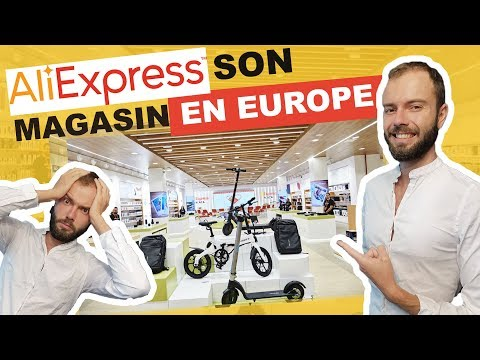 ALIEXPRESS ouvre sa BOUTIQUE en EUROPE - DROPSHIPPING
