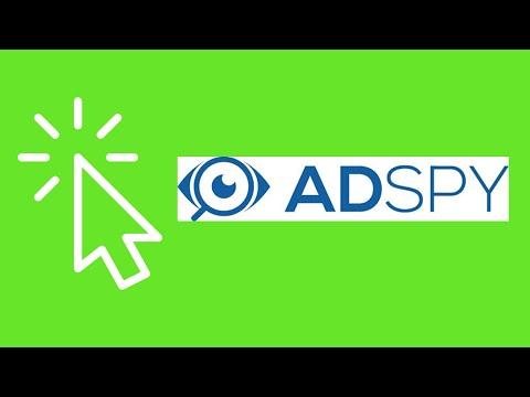 Adspy - avis, tarif pour trouver des produits winners