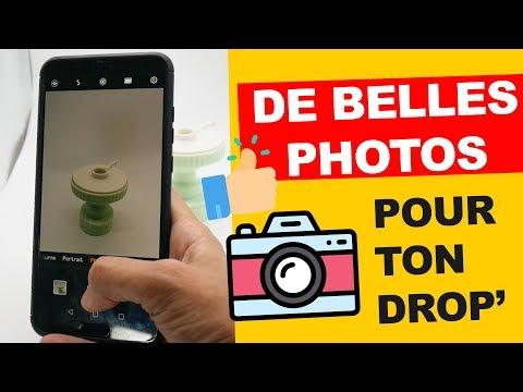 Comment prendre 🅳🅴 belles PHOTOS de produits pour le dropshipping ?