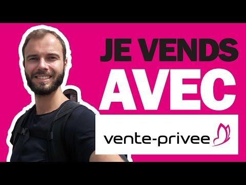 VENTE PRIVÉE - Un PARTENARIAT de folie avec ma société !
