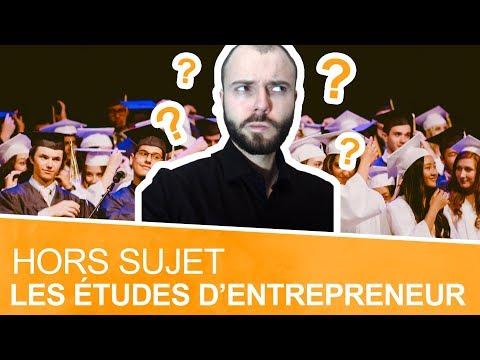 Quelles études pour devenir entrepreneur ? 📘