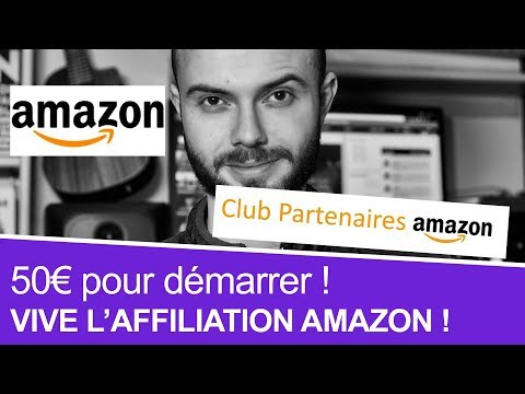 10 - Comment faire de l'affiliation sur Amazon ?📈