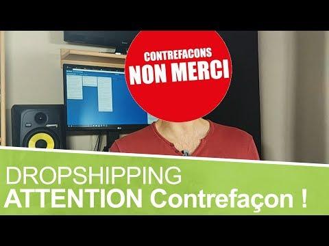 ATTENTION ☠ Contrefaçon et droits des MARQUES sur Aliexpress !
