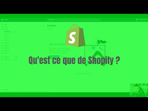 Qu'est ce que Shopify et à quoi ça sert ?