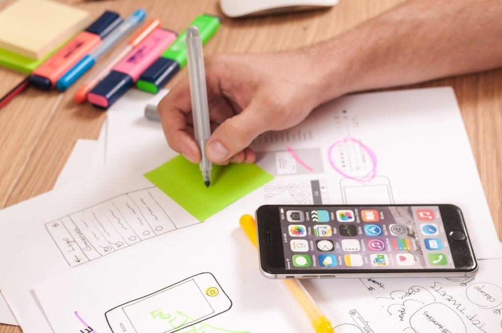 UX design pour mobile
