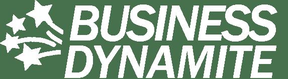 logo dusite business dynamite, qui permet de booster votre marketing avec des astuces et secrets
