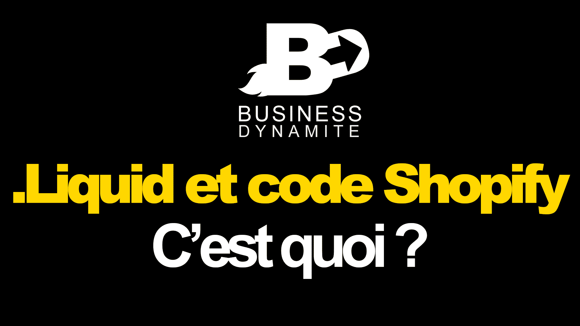 Comment Editer Le Code Dans Shopify Et Utiliser Les Liquid