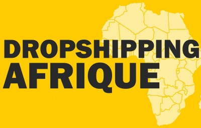 Une image qui montre comment faire du dropshipping en Afrique.
