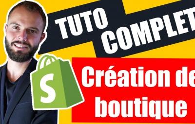 Comment créer sa première boutique en ligne ?