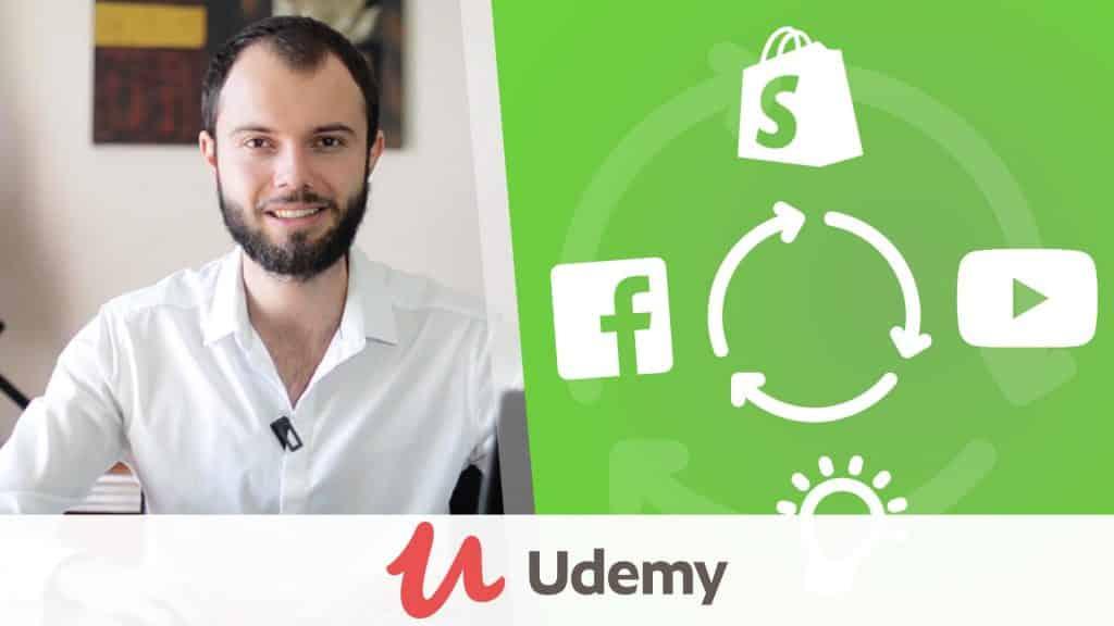 Formation ecommerce Udemy