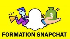 Formation Snapchat publicité pour vendre à un nouveau type d'audience !