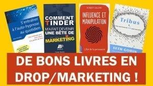 Les meilleurs livres en dropshipping et e-commerce au format pdf, kindle, ebook et papier