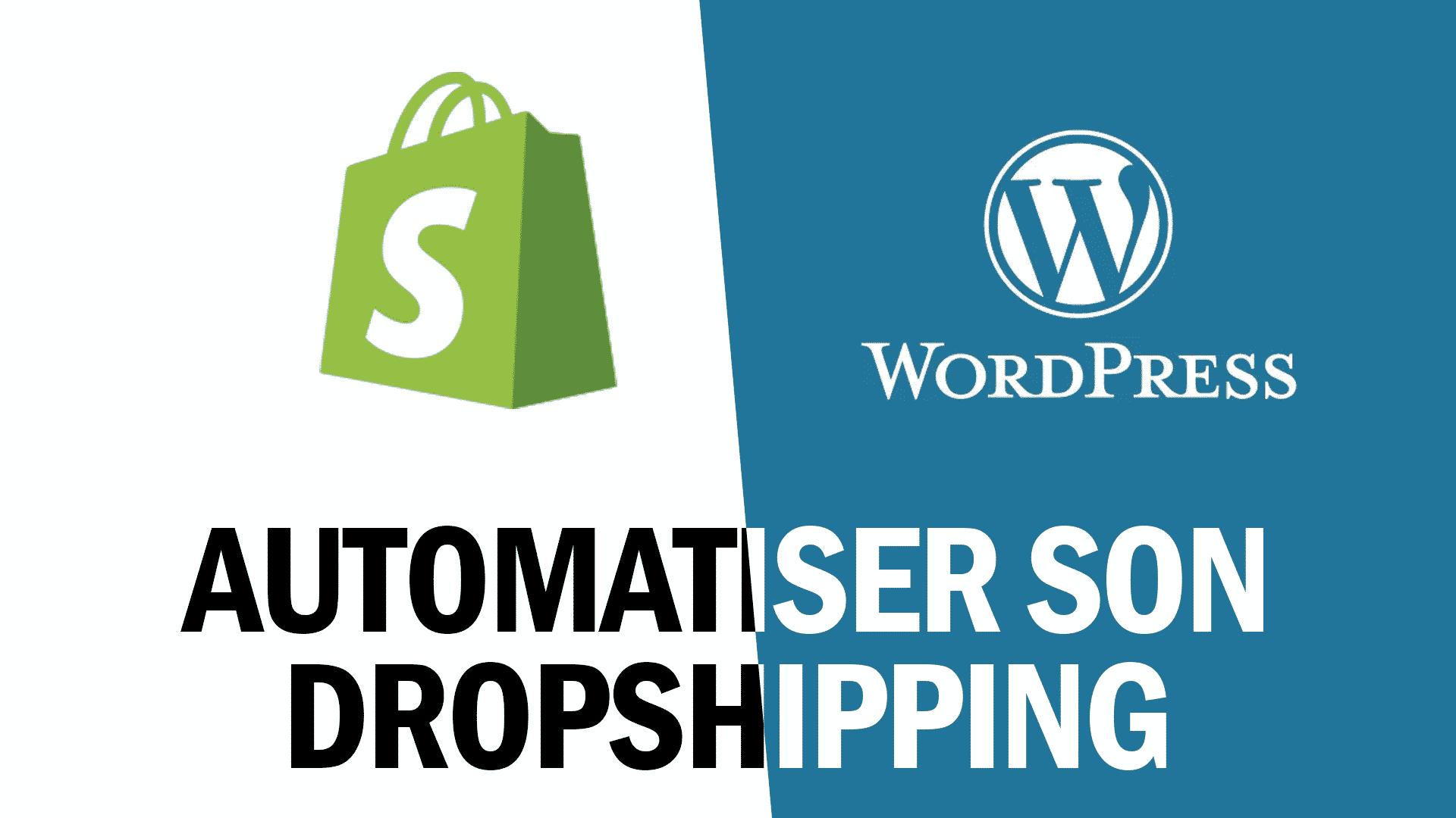 Comment automatiser le dropshipping sur shopify et woocommerce ?