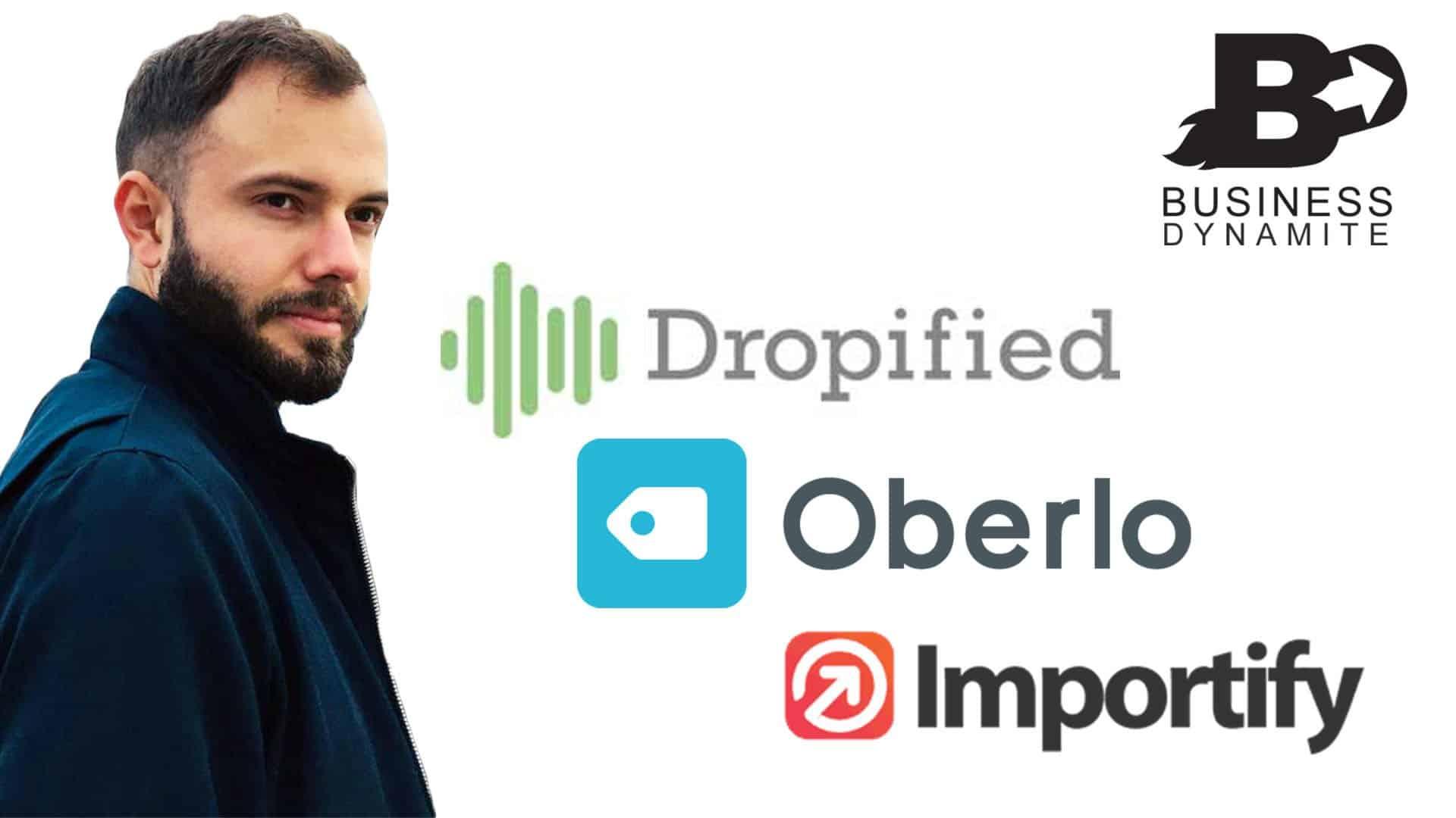 Dropified ou oberlo ou importify ? Comparatif des différentes extensions