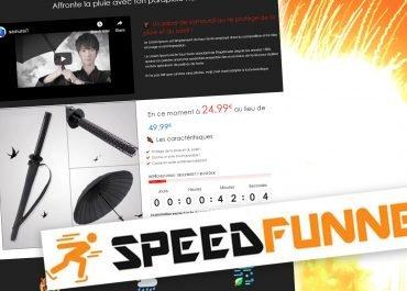 SpeedFunnel, mon avis sur le thème qui détrône Gempages