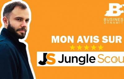 Avis et review de l'outil JungleScout qui permet de trouver des niches et produits sur amazon.
