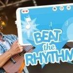 L'application beat the rhythm pour apprendre la musiuqe et le rythe est sur ios et android.