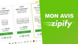 Mon avis sur zipify, une plateforme qui permet de créer des belles pages de vente sur shopify en dropshipping