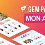 Avis sur le constructeur de page shopify Gempages