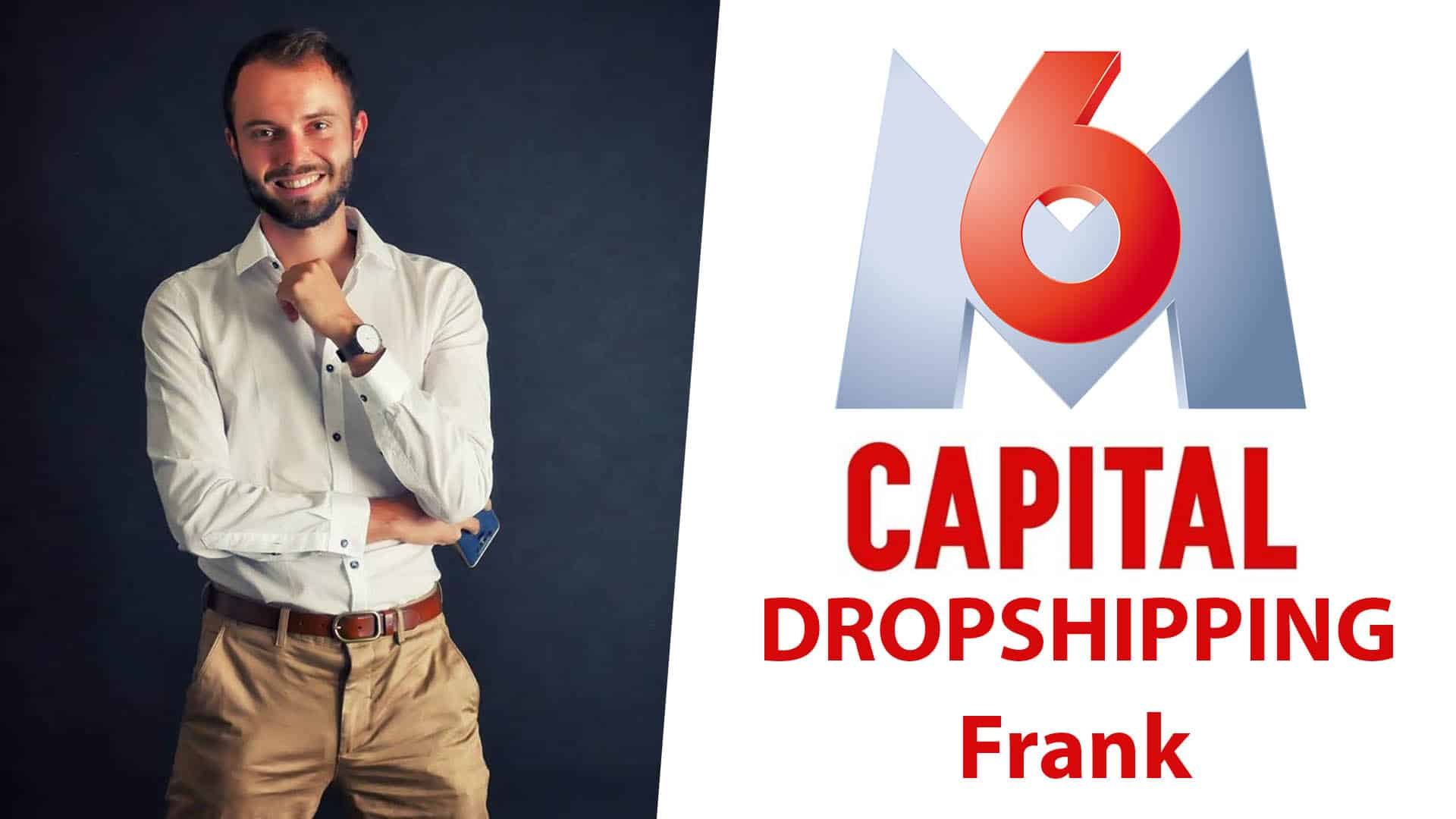M6 capital – dropshipping, le 15 septembre 2019