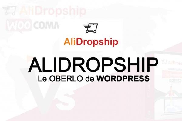 Alidropship est un plugin et une extension qui permet d'importer ses produits et gérer ses commandes en automatique pour le dropshipping sur aliexpress.