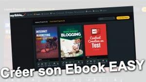 Avis sur le créateur d'ebook sqribble