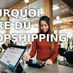 Image d'illustration pour montrer une transaction en dropshipping sur une boutique en ligne