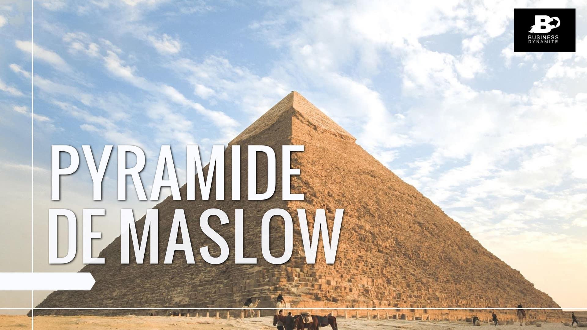 La pyramide de maslow expliquée pour le e-commerce