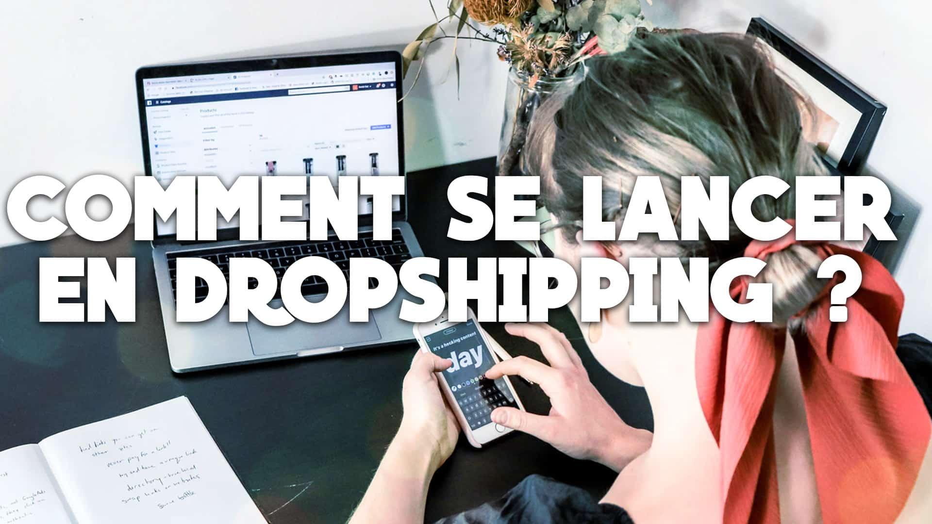 Comment se lancer en dropshipping en 5 étapes ?