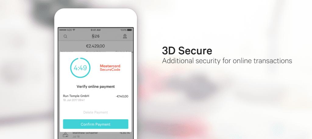 3D sécure - Utilisateurs du système 3D secure