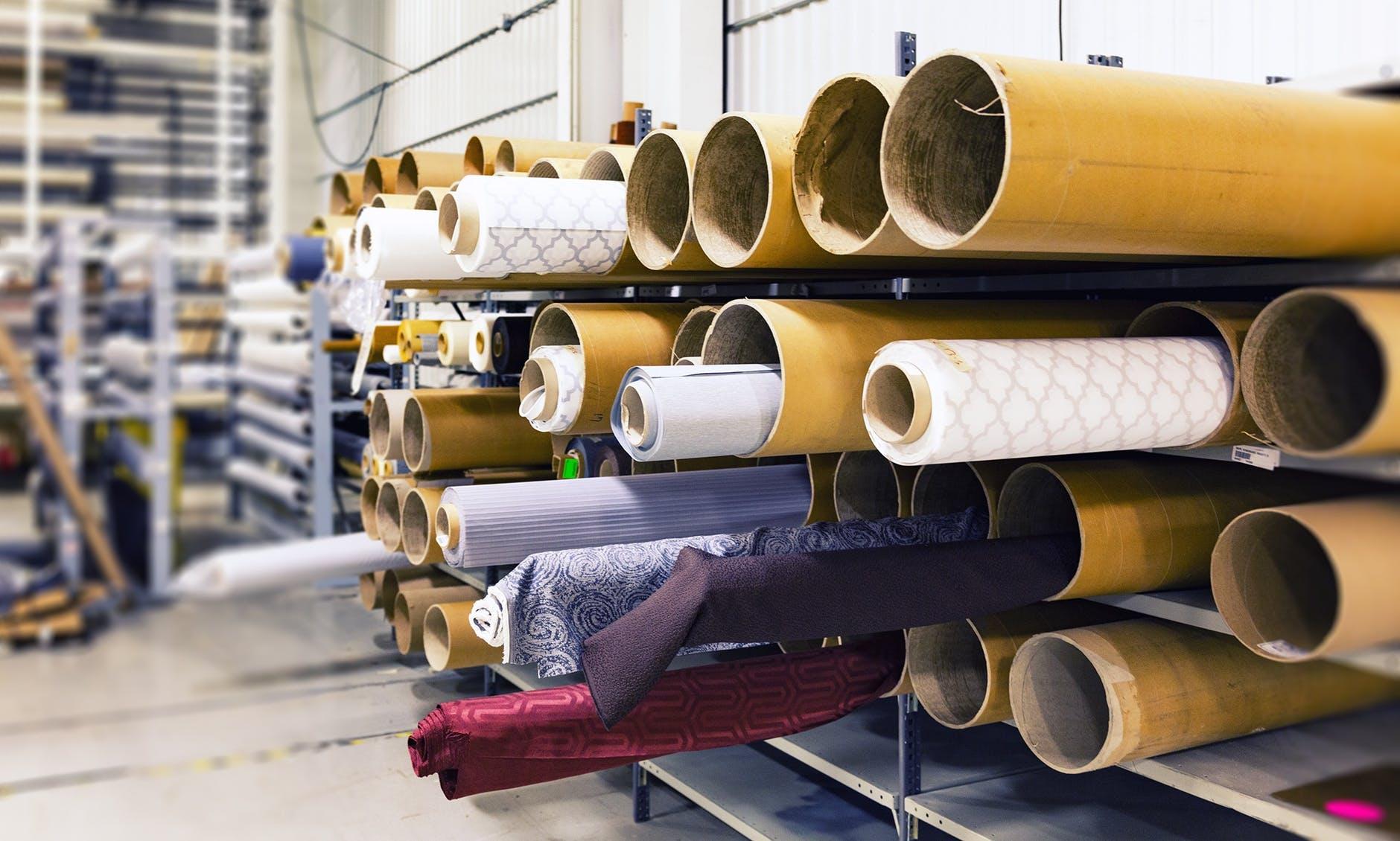 Dropshipping textile