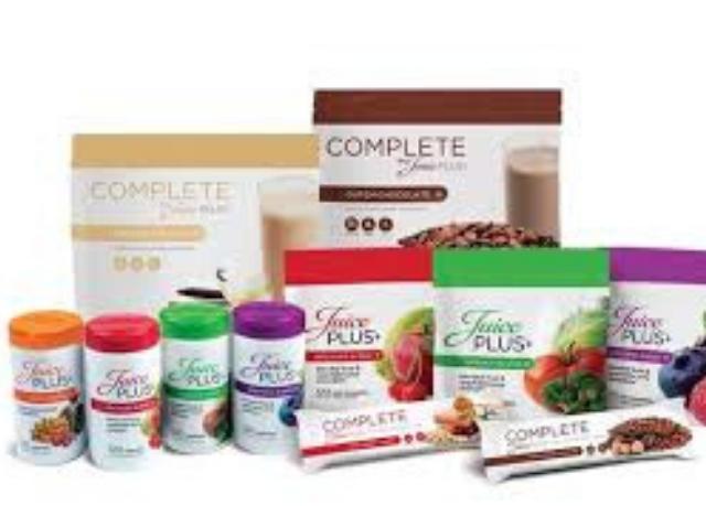 Juice Plus - Tous les produits