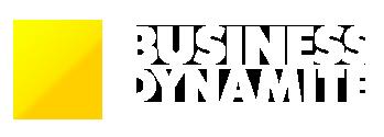Logo de businessdynamite, site de formation en dropshipping sur shopify avec aliexpress.