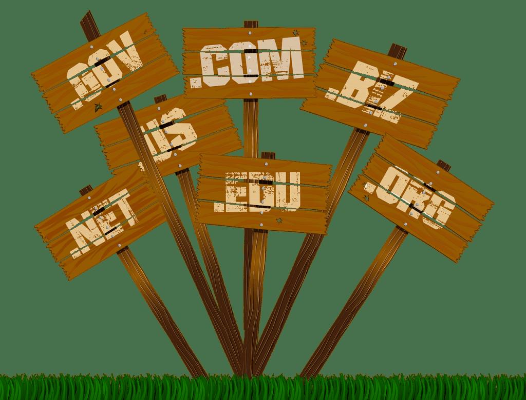 Trust flow - Obtenir un bon nom de domaine