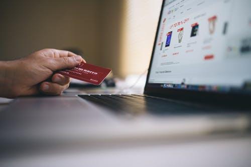 Produits e-commerce - Vente commerciale sur internet